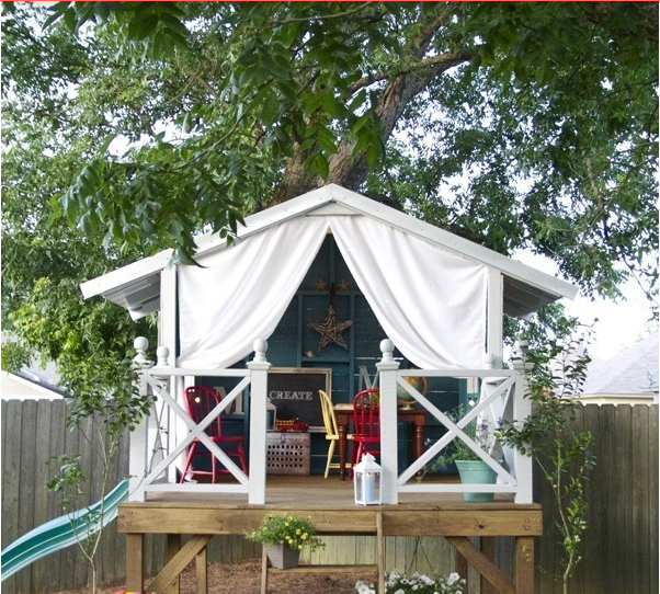 garden playhouse - Garden Sheds For Kids