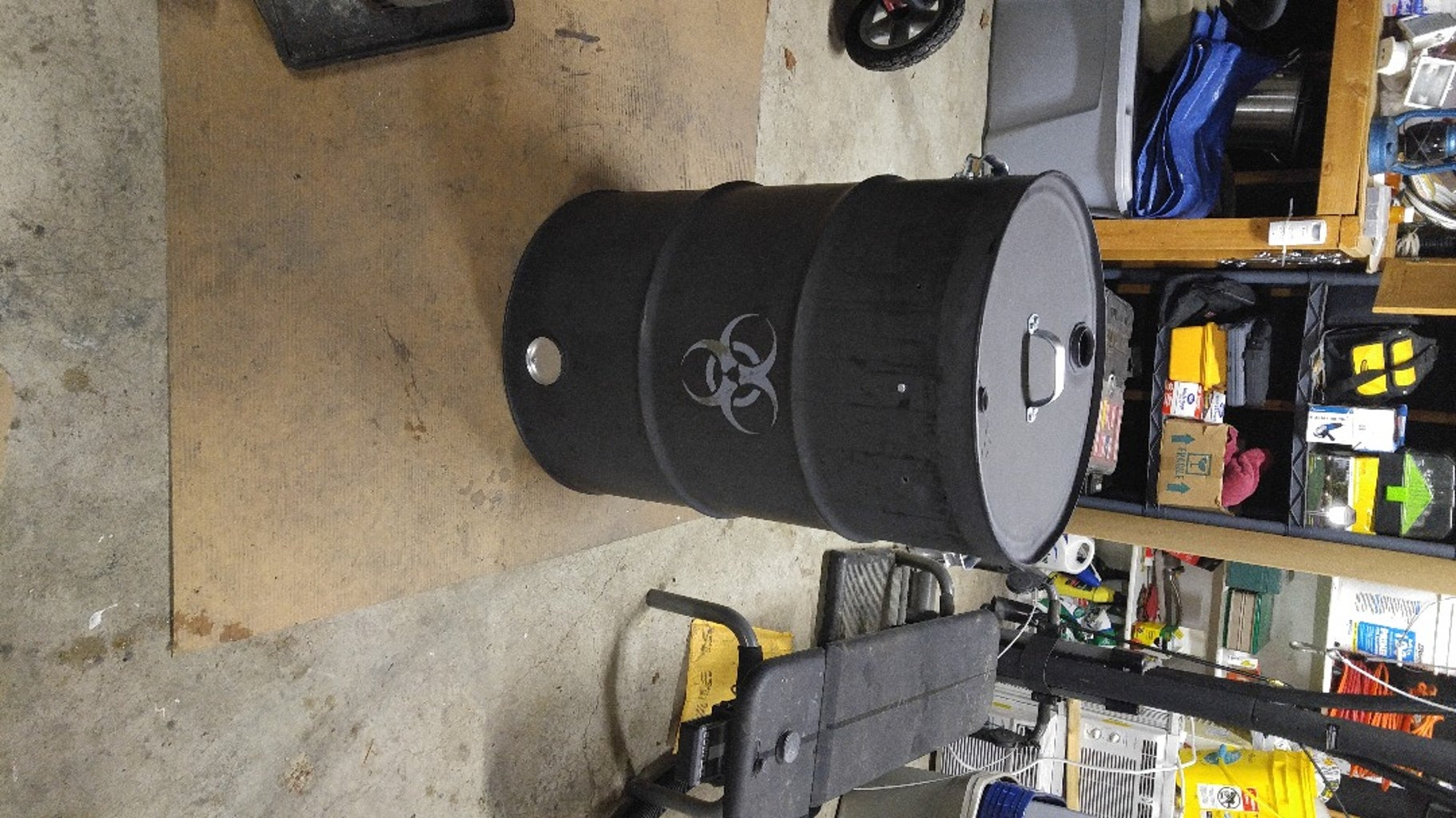 Build Your DIY Smoker From 55 Gallon Steel Drum