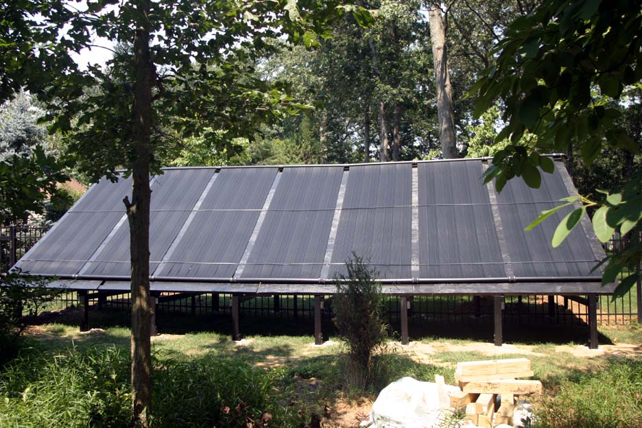 DIY Solar Pool Panels