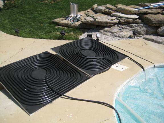 Effective Solar Pool Heater