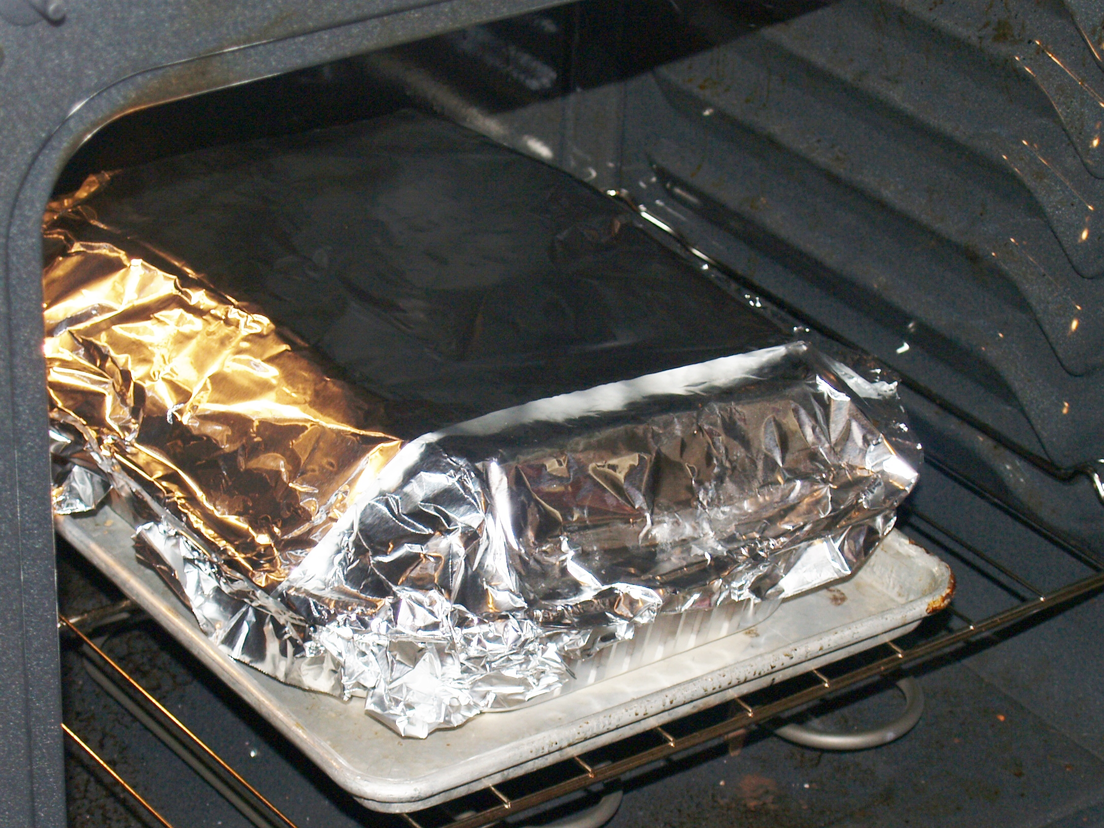 Indoor Oven Smoker