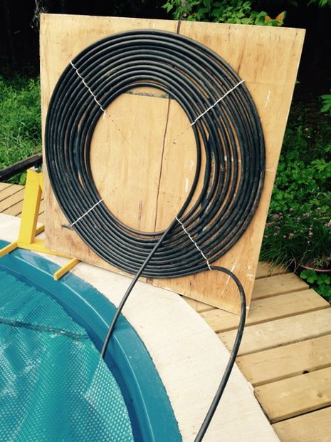 10 Diy Solar Pool Heaters An Efficient Way To Heat Your