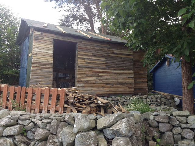 free pallet shed plans