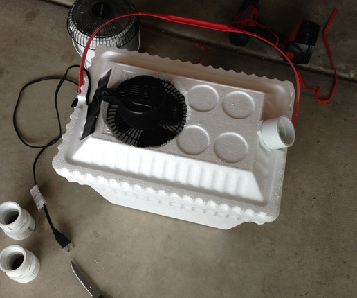 Ice Cooler Air Conditioner