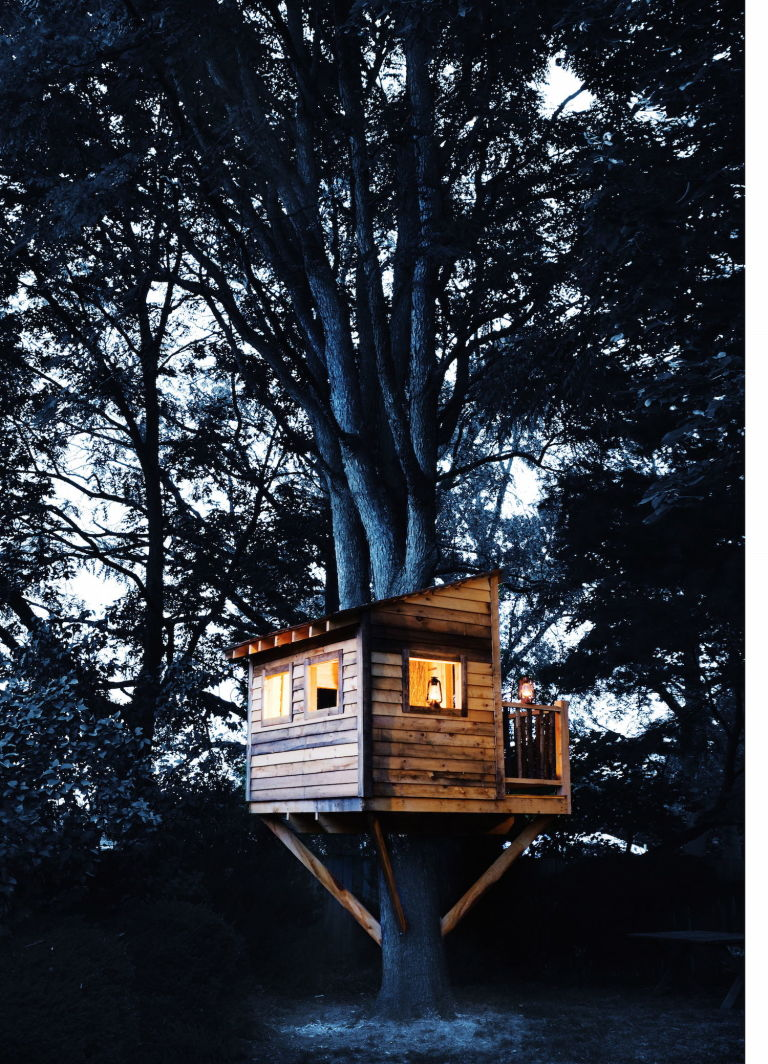 15 lovely diy treehouses make your kids dream come true the self