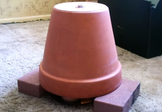 10 Clay Pot Heaters An Inexpensive Way To Warm Your Room
