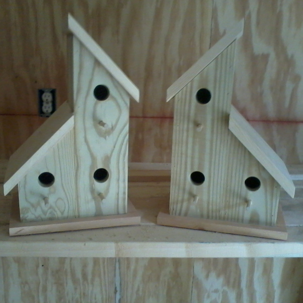 Purple Martin House For the Birds