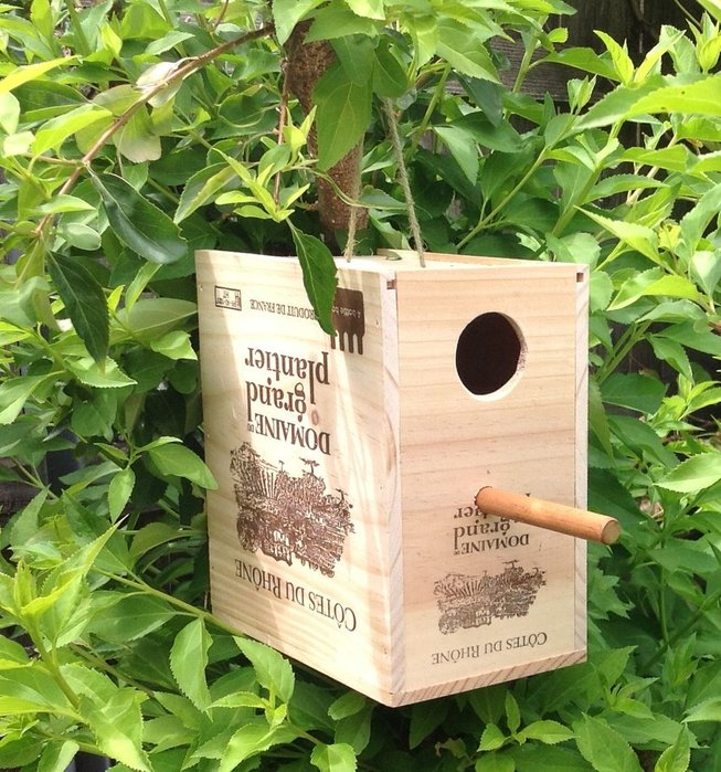 38 Homes That Turned Their Front Lawns Into Beautiful: 38 Fabulous Birdhouse Plans To Invite Feather Friends In