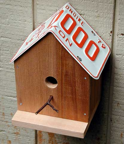 Quirky Bird House Plans