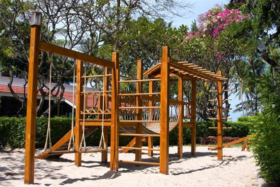 swing set for your kids