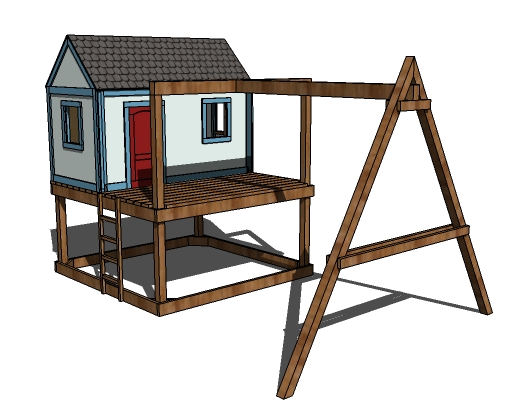 Improve Your Child's Playhouse