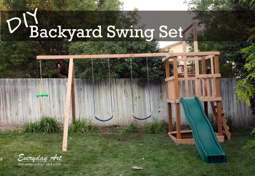 build a magical play set