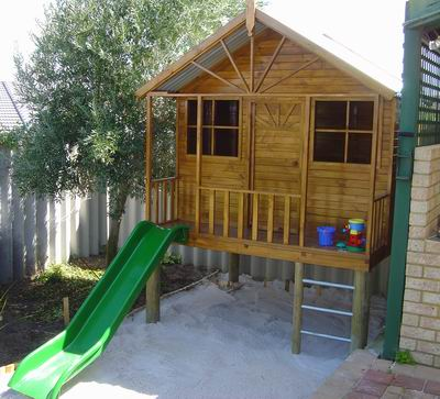 7 Fabulous Cubbyhouse Plans For Your Kidz The Self