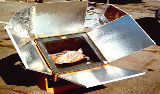 Cheap DIY Solar Oven