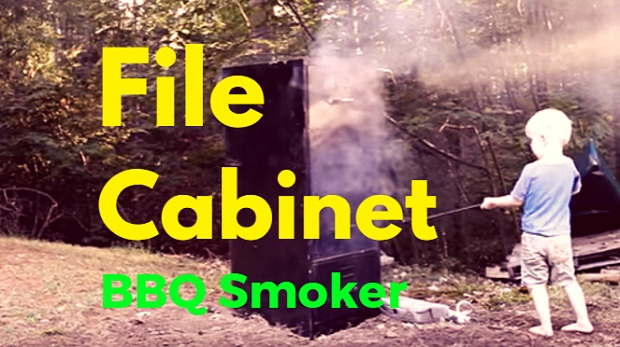 8 File Cabinet Smokers-Turn An Old File Cabinet Into A Meat