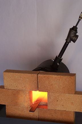 Metal Bucket Forge