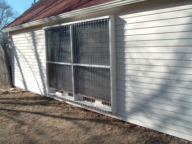 12 Diy Solar Air Heaters Keep Your Garage Warm With Little