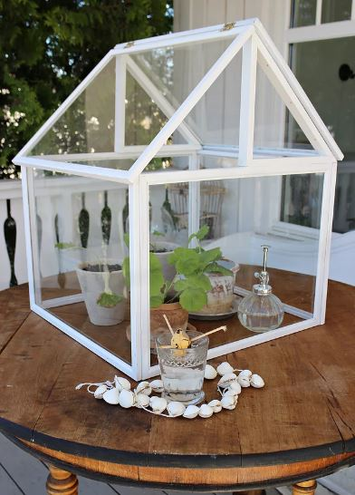 12 Diy Mini Greenhouses For Small Space Gardens The Self