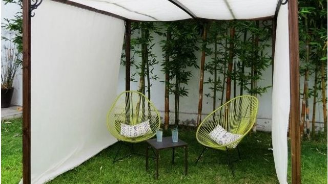 Superbe 17 DIY Privacy Screen Projects For Your Patio Or Backyard