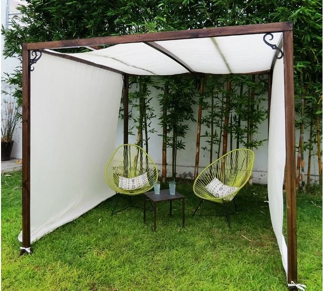 17 DIY Privacy Screen Projects For Your Patio Backyard