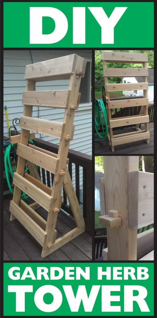 diy-herb-garden-tower