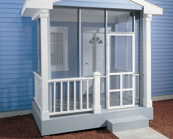 Small Screened In Porch