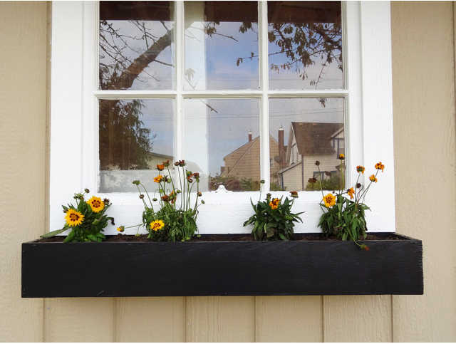 Construct Floating Window Box