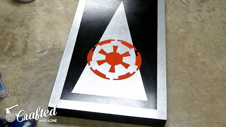 Star Wars Cornhole Boards