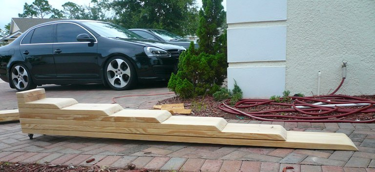 Have A Low Profile Car? – Build A Car Ramp To Fit Your Vehicle