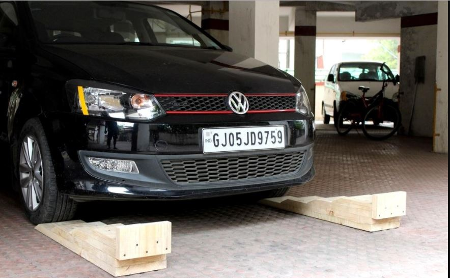 Build A Diy Car Ramp To View Underneath Your Vehicle