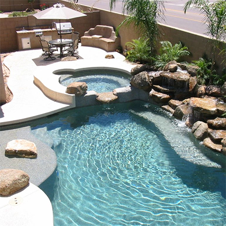 Dream DIY Swimming Pool