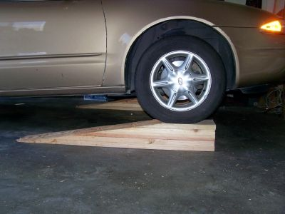 Create A Low Customized Low Car Ramp