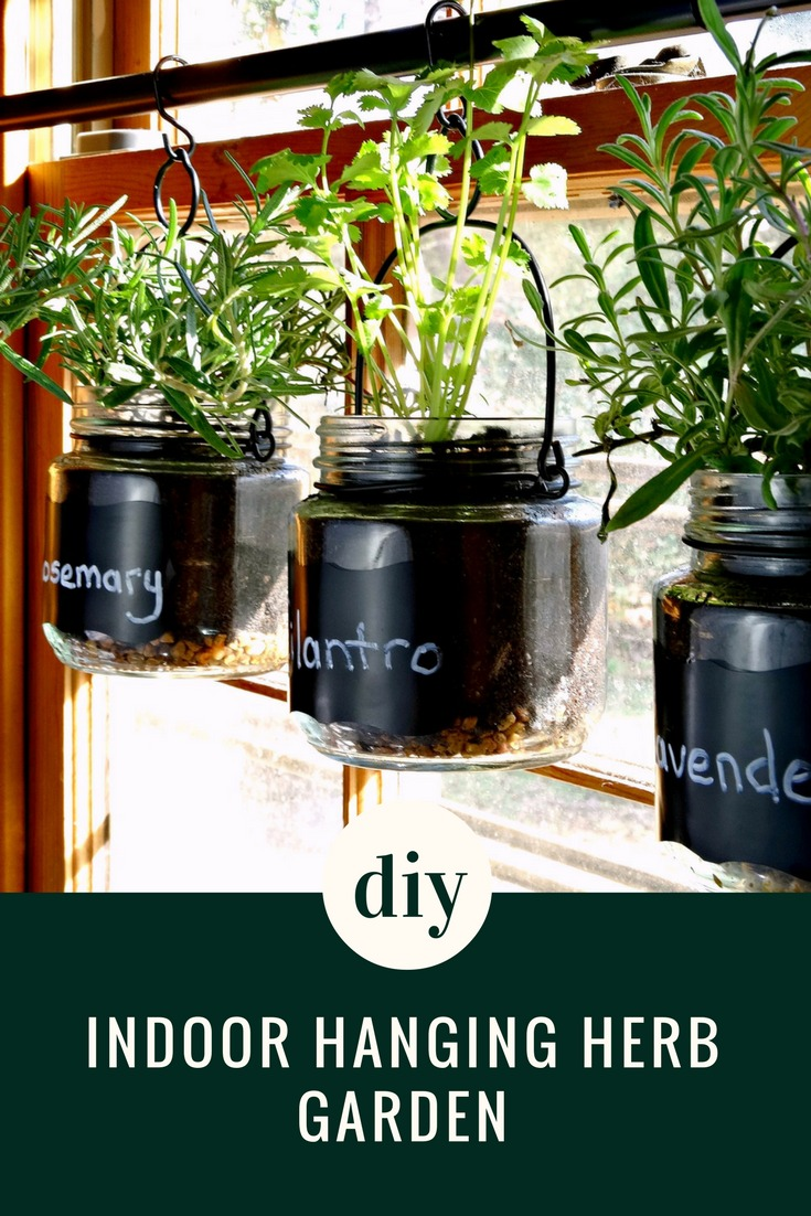 37 Cool Hanging Herb Garden Ideas To Grow Your Favorite