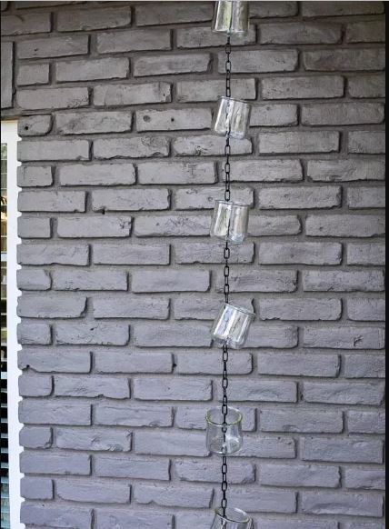 25 Fabulous Diy Rain Chain Ideas With Tutorials The Self