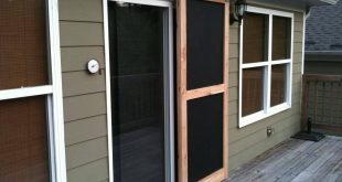diy screen door