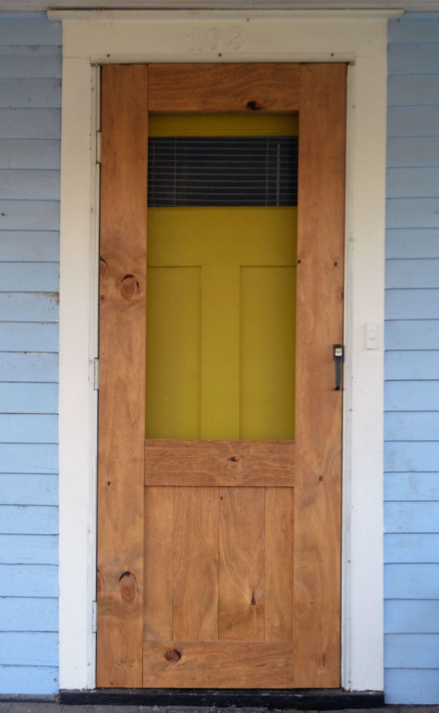 Screen Door for Under $50.00