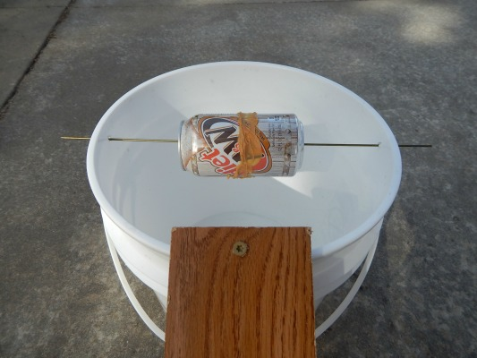 Homemade Mouse Trap