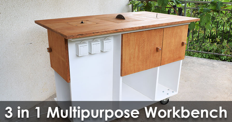 Multipurpose Work Bench