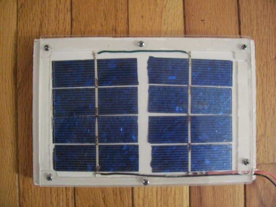 Build DIY Solar Panel By Inexpensive Material