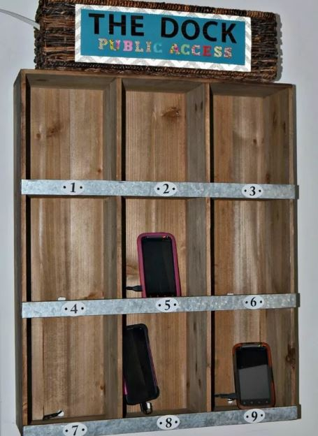Cubed Charging Station