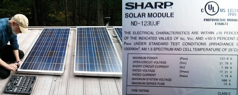 21 DIY Solar Panel For Producing Electricity Off The Grid ... Homemade Solar Panels For Electricity on