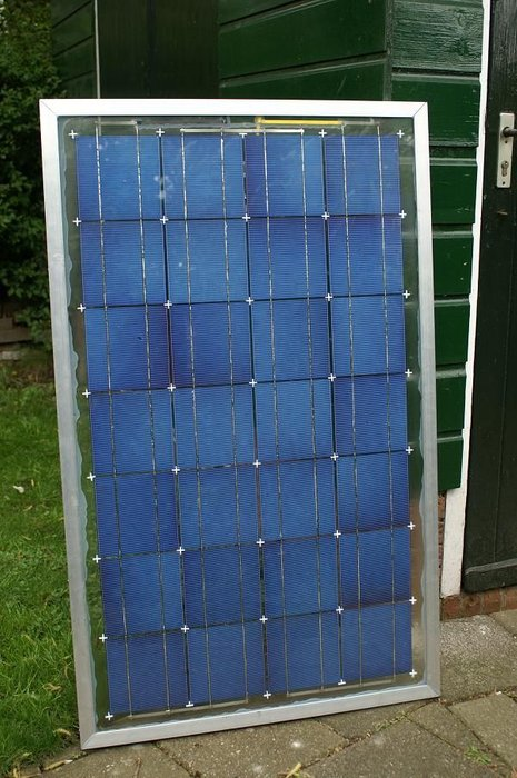 21 DIY Solar Panel For Producing Electricity Off The Grid – The Self