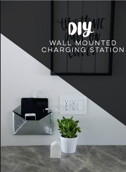 Envelope Charging Station