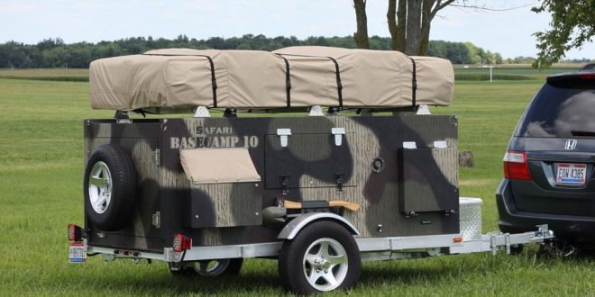 17 Cool DIY Camper Trailers To Enjoy Your Outdoor Trips – The Self