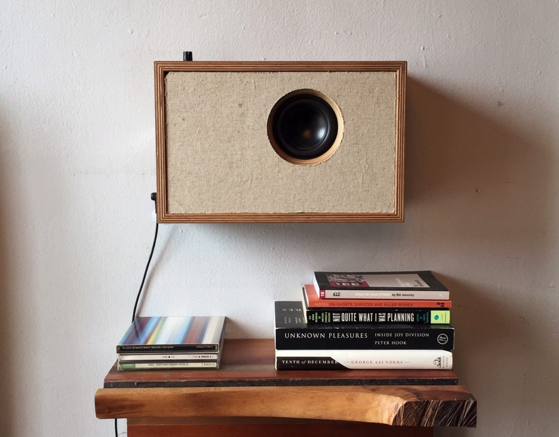 Gowanus Audio Bluetooth Speaker