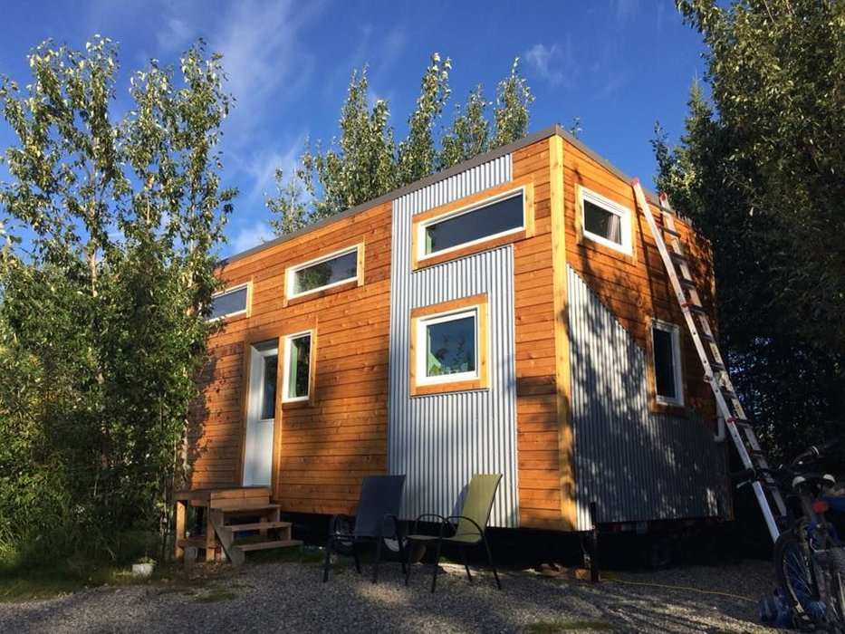 Movable Energy Efficient Tiny House