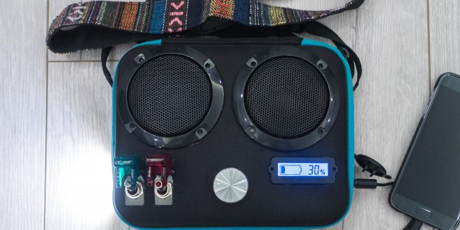 diy bluetooth speakers