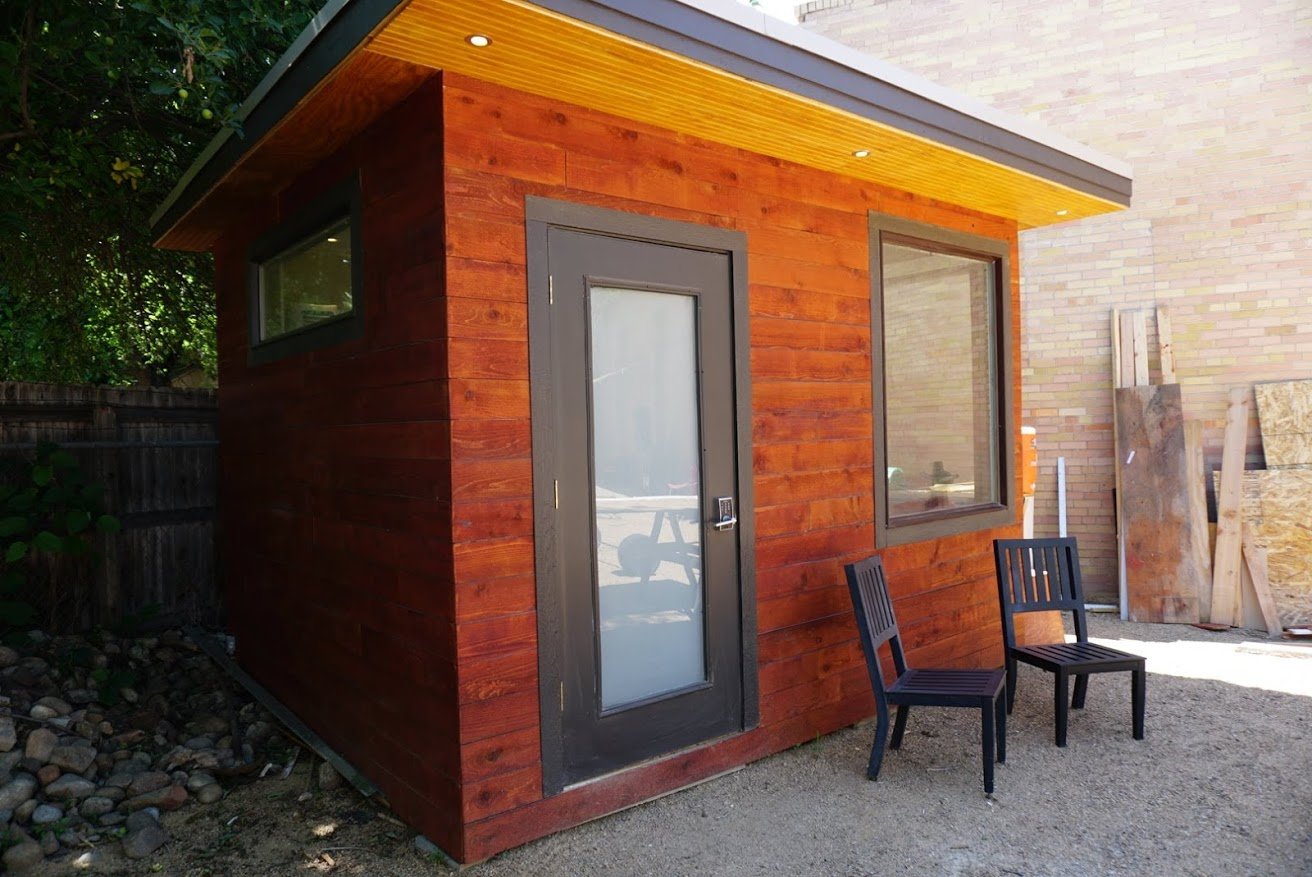 Tiny House Conference Room