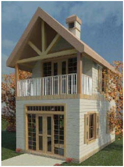 how to build a tiny house,