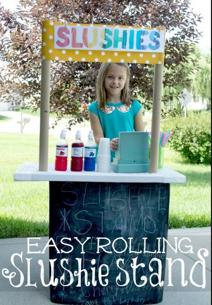 Rolling Lemonade Stand
